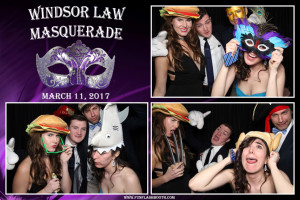 Fun Flash Photo Booth - Windsor Law Formal