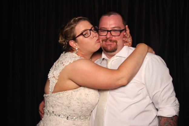 Fun Flash Photo Booth Wedding